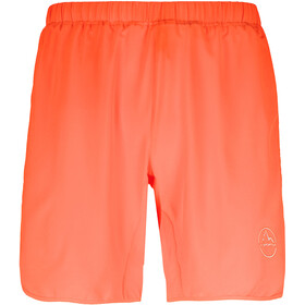 La Sportiva Gust - Pantalones cortos running Hombre - naranja